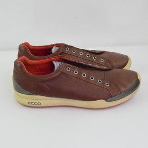 ECCO Soft Men's Soft Leather Lace up Sneaker 46